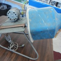 Hexagonal Rotary Tumbler, 6lb capacity (?)  Used